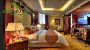 هتل پارسیان آزادی تهران T.H.3