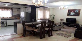 اجاره آپارتمان مبله 100 متری در سعادت آباد تهران کد T.W.Ap.13