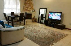 اجاره آپارتمان مبله 105 متری در سعادت آباد تهران کد T.W.AP.34