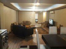 اجاره آپارتمان مبله دو خوابه در جردن تهران کد T.N.AP.64