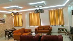 اجاره آپارتمان مبله 100 متری در پاسداران تهران کد T.N.AP.57