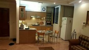 اجاره آپارتمان مبله 70 متری در باغ فیض تهران کد T.W.AP.6