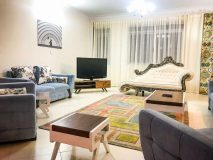 اجاره آپارتمان مبله 85 متری درسعادت آباد تهران کد T.W.AP.37