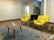 اجاره آپارتمان مبله در صادقیه تهران کد T.W.AP.67