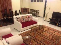 اجاره آپارتمان مبله در پاسداران تهران کد T.N.AP.50