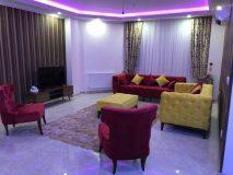 اجاره آپارتمان مبله یک خوابه در میرداماد تهران کد T.N.AP.49