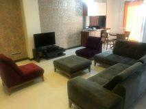 اجاره آپارتمان مبله 100متری در جردن تهران کد T.N.AP.32