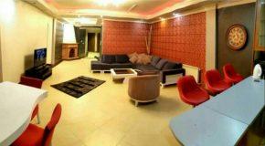 اجاره آپارتمان مبله 82 متری در سعادت آباد تهران کد T.W.AP.77