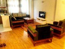 اجاره روزانه آپارتمان 100 متری مبله در میرداماد تهران کد T.N.AP.53
