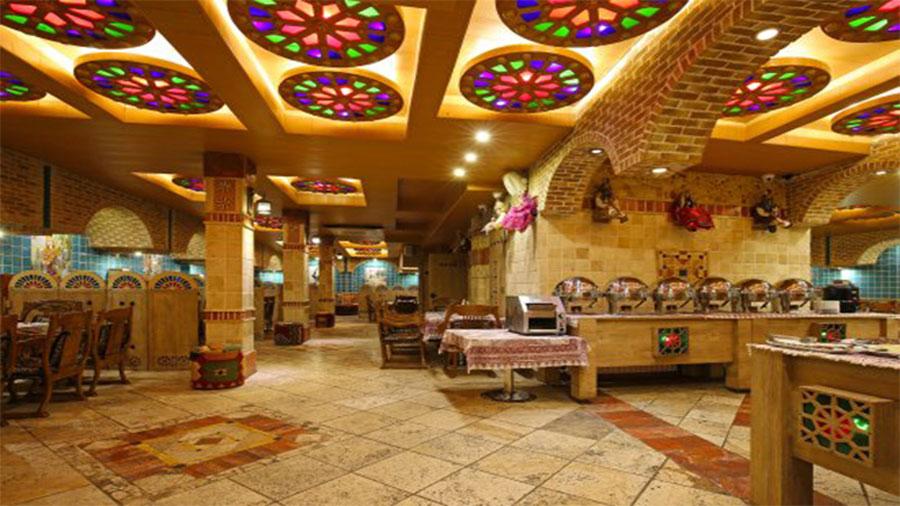 رستوران های سنتی تهران