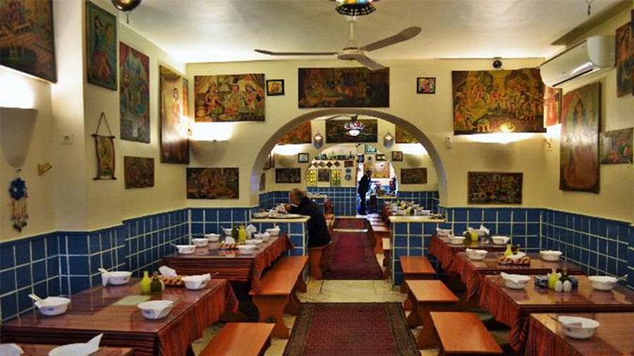کافه رستوران های تهران