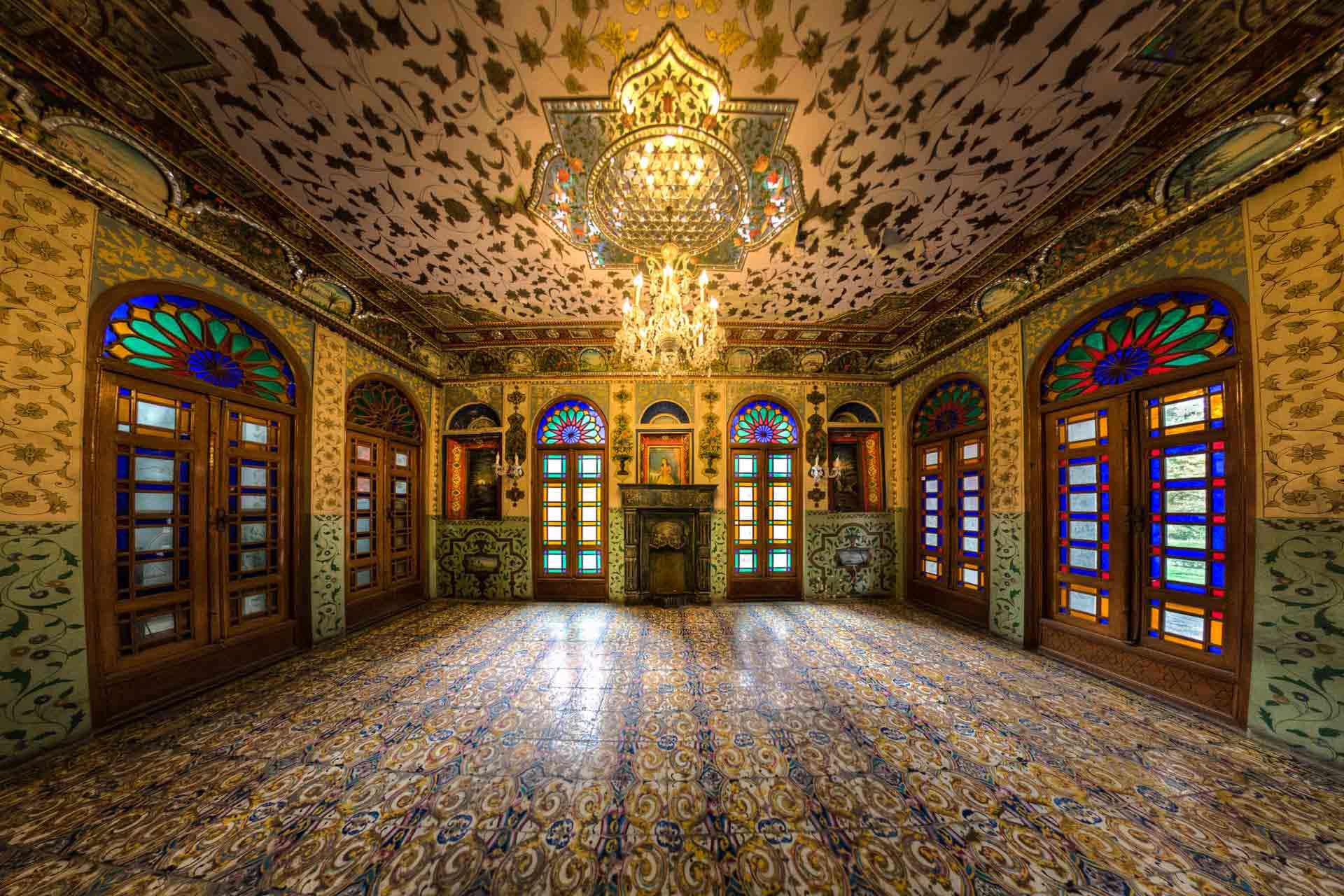 موزه کاخ گلستان تهران