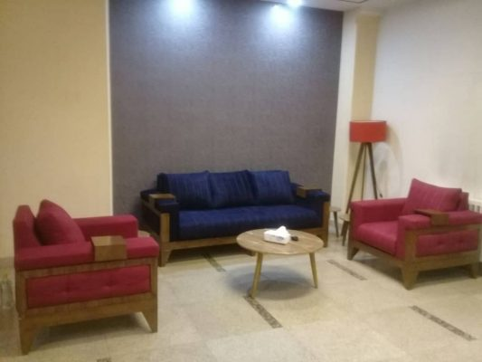 اجاره آپارتمان مبله 85 متری در دولت تهرانT.N.AP.63