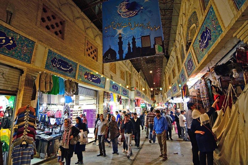 تجریش یکی از مراکز خرید تهران