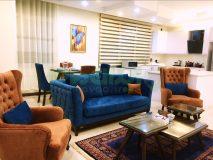 اجاره آپارتمان دو خوابه در پاسداران تهرانT.N.AP.39