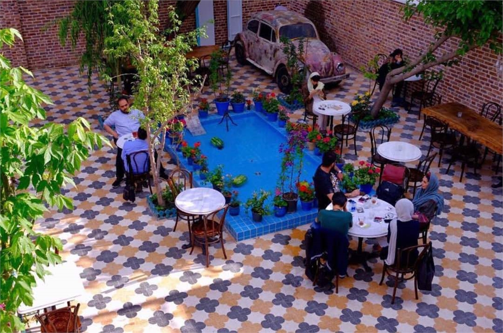 کافه گودو تهران