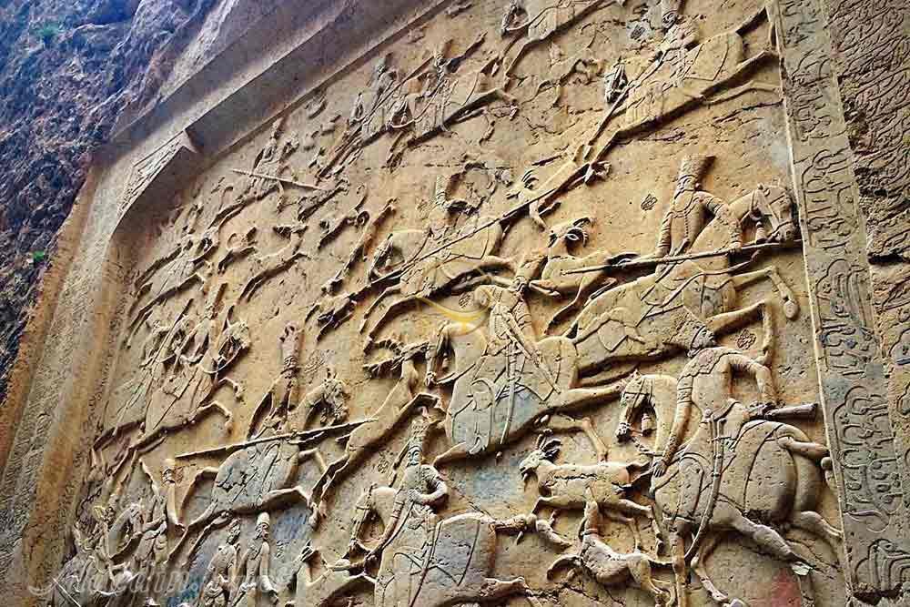 آثار تاریخی منطقه ساواشی