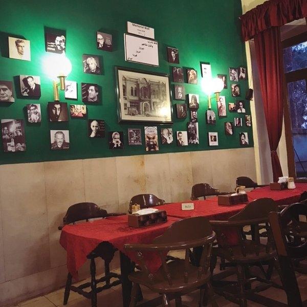 کافه نادری تهران