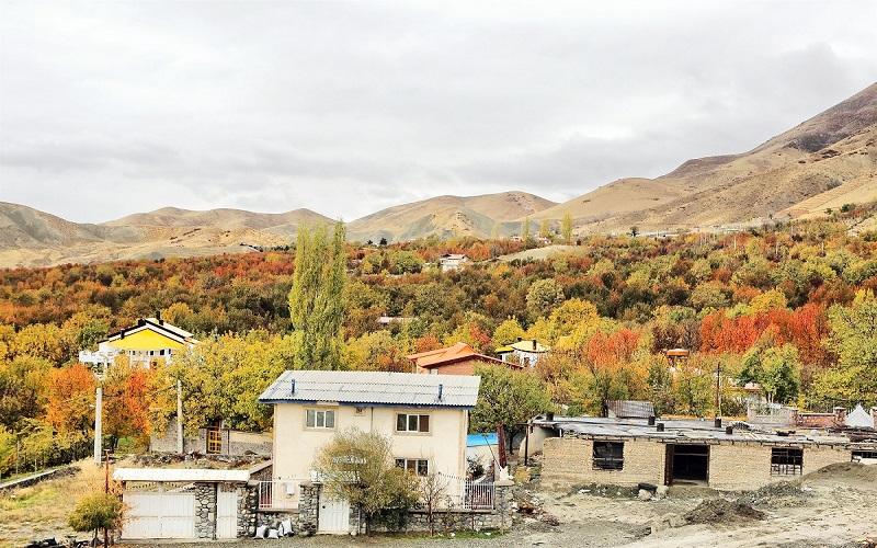 روستای افجه لواسانات