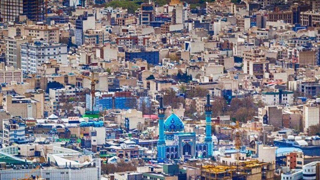 منطقه تجریش تهران