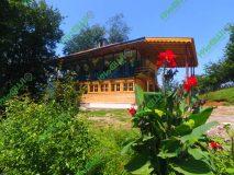 ویلای سنتی در جنگل قلعه رودخان کد S.G.V.4