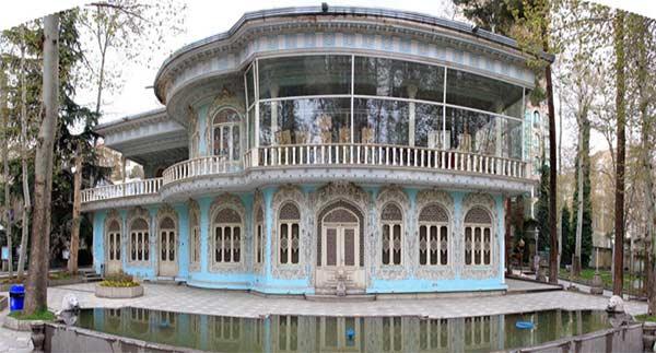 معماری موزه زمان تهران