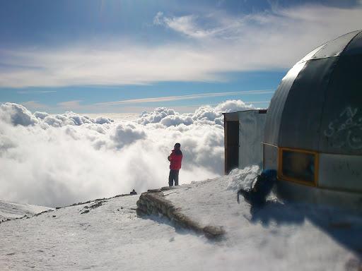 قله توچال تهران