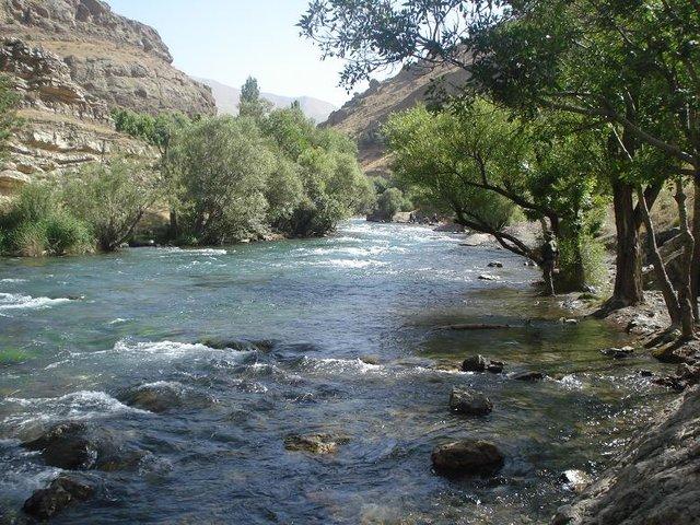 رودخانه فرحزاد